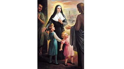 Saint Benedicta