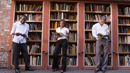 Building Faith and Friendship Through Books