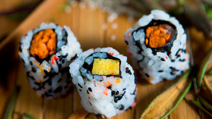 Sushi and Spirituality: How Do You 'Roll' with God?