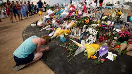 Forgiveness and the Colorado Theater Shooting