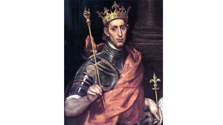 St. Louis of France