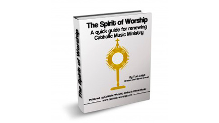 The Spirit of Worship (e-book/music)