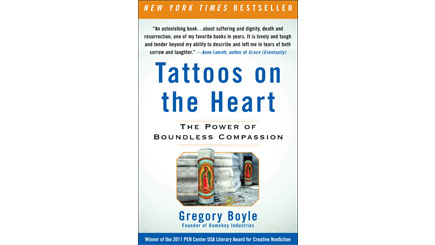 Tattoos on the Heart (book)