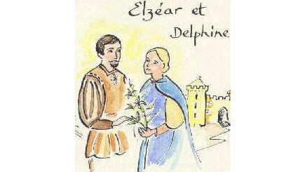 St. Elzear and Blessed Delphina