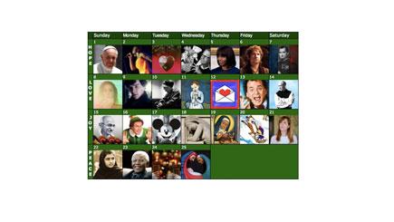 Advent Surprise Calendar (digital)
