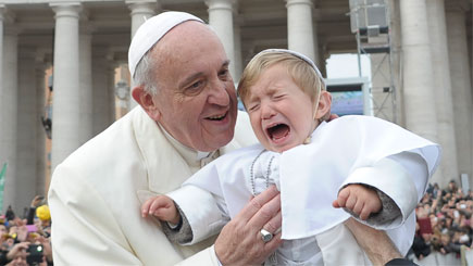 Pope Francis Turns 1