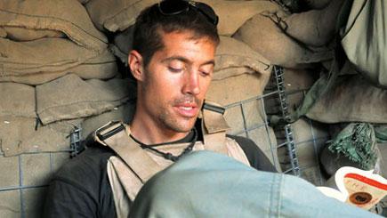 James Foley and Prayer