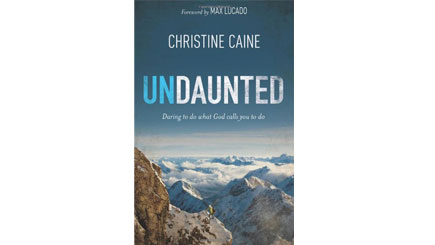 Undaunted (book)
