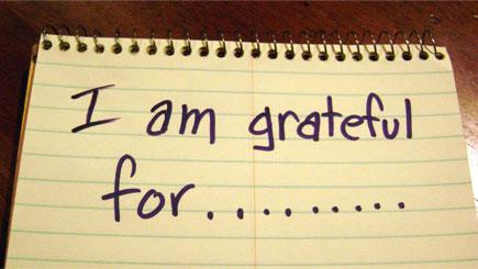 Practice #Gratitude