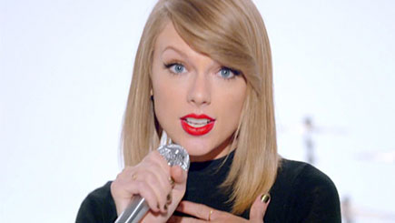 Taylor Swift Shakes Off Spotify