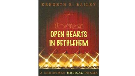 Open Hearts in Bethlehem (book/music)