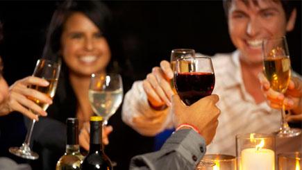 Outdoor Vespers and Vino