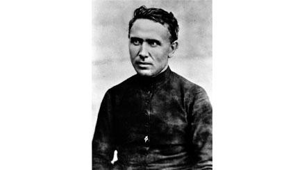 St. Jozef Damien De Veuster
