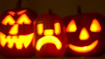 Halloween Retreat