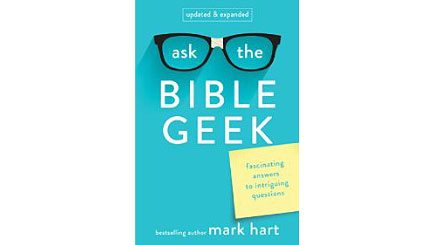 Ask the Bible Geek (book)