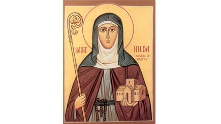 St. Hilda of Whitby