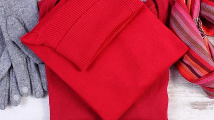 Winter Clothing Swap