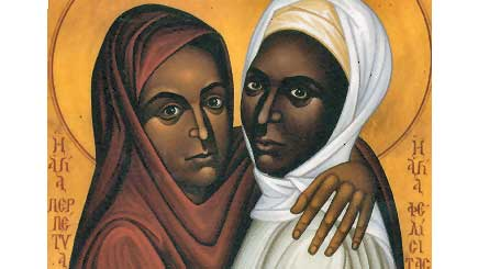 St. Perpetua and Felicity