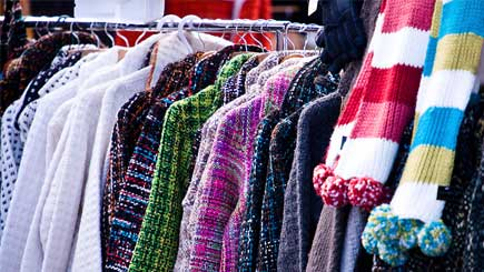 Stay Warm: Winter Clothing Swap