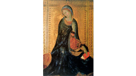 The Annunciation of Mary