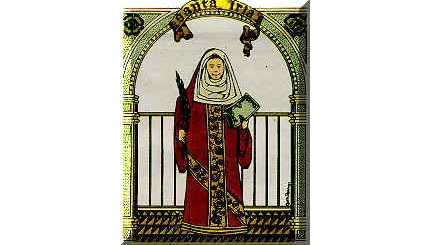 St. Irene of Tomar