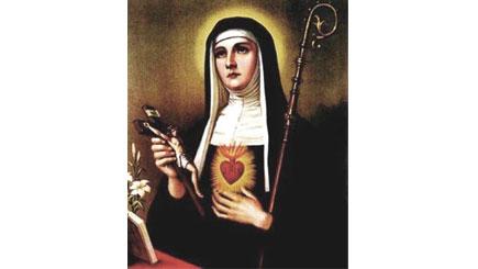 St. Margaret Mary Alacoque